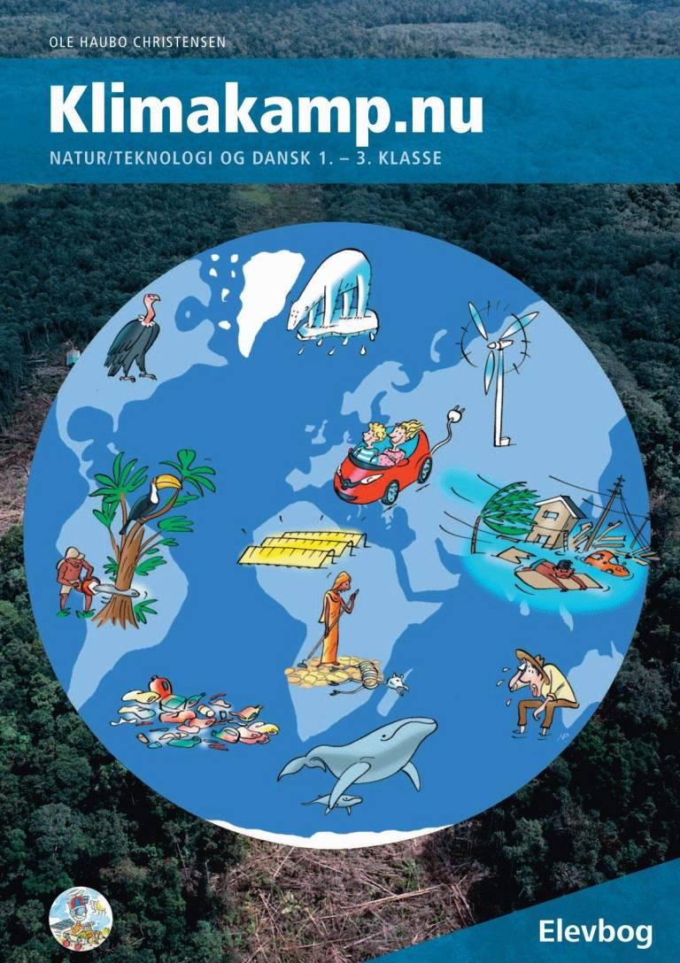 Klimakamp.nu til Natur/teknologi og dansk 1.-3. klasse