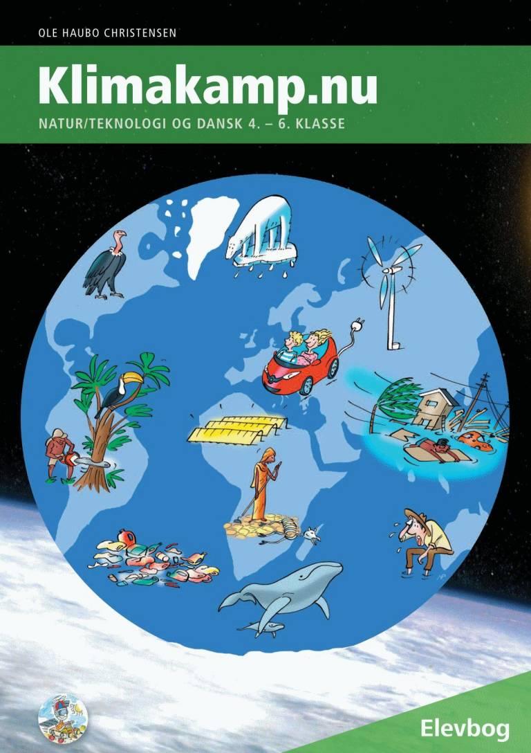 Klimakamp.nu til Natur/teknologi og dansk 4.-6. klasse