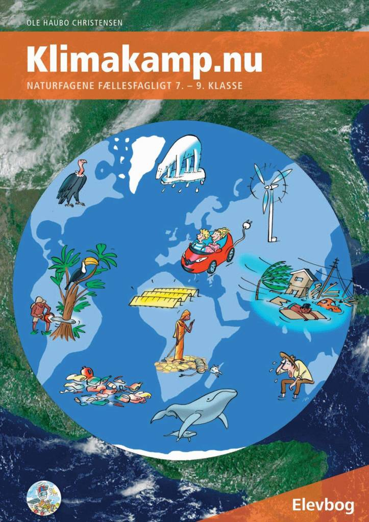 Klimakamp.nu til biologi, fysik/kemi og geografi fællesfagligt 7.-9. klasse